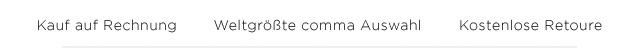 zum comma Store